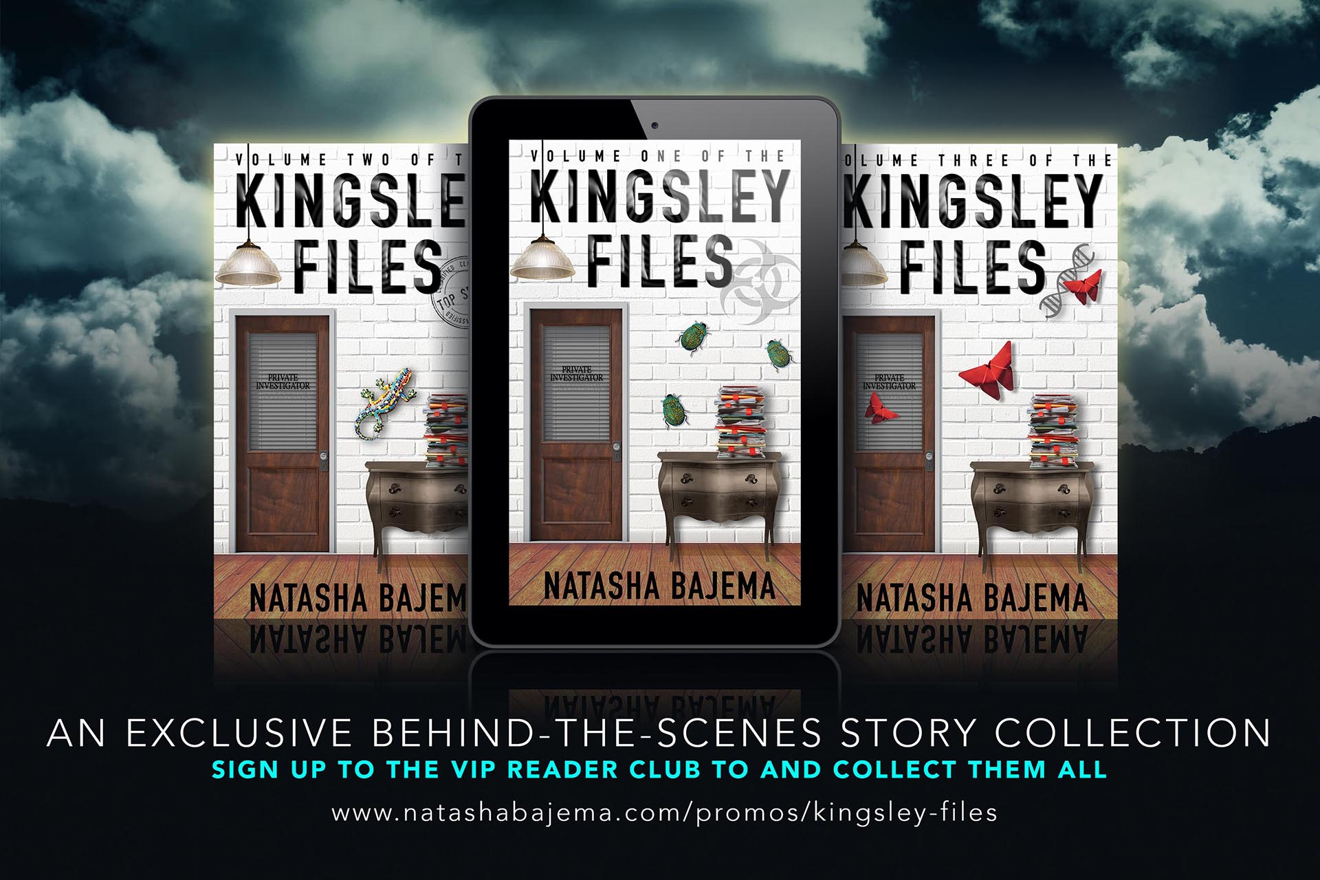 The Kingsley Files